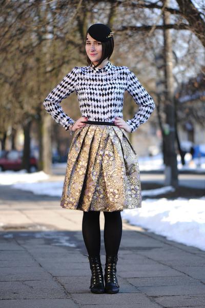 Marni for H&M skirt