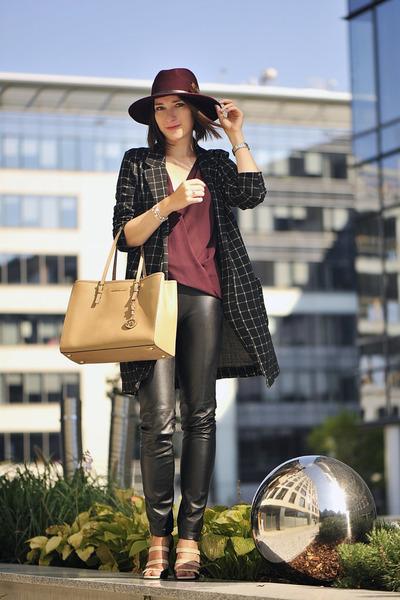 leather pants KappAhl pants