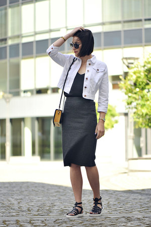 pencil skirt KappAhl skirt
