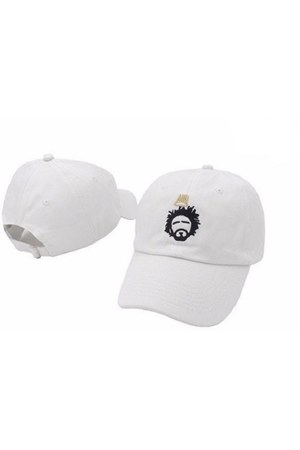 white cotton drhats hat
