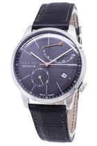 black stainless steel shoppersshopllc watch