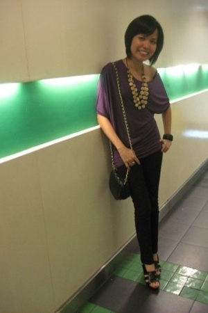 From town - - Greenhills - Greenhills - vintage - sm dept store
