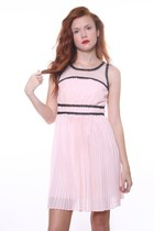 Light-pink-dress
