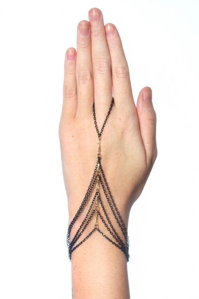 chain handpiece bracelet