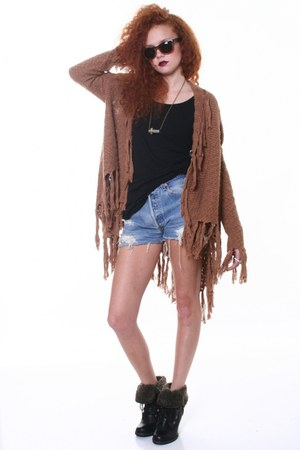 camel BB Dakota cardigan