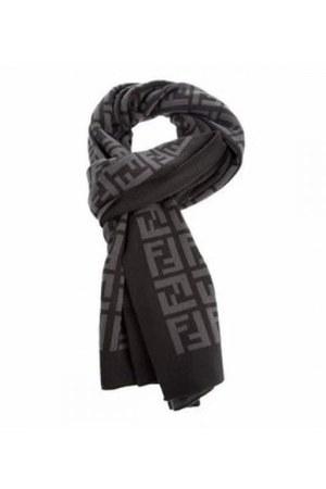 FENDI WOOL SCARF  FROM LITALIA scarf