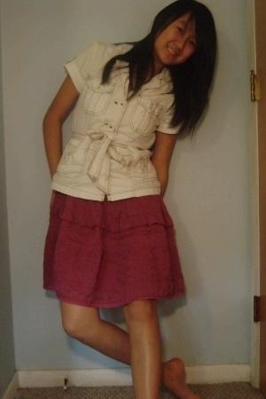 Charlotte Russe jacket - Charlotte Russe dress
