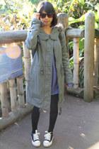 coat - shoes - dress - bag