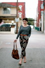 Tribal-riffraff-pants-brown-target-bag-grey-cotton-on-top