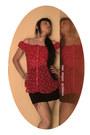 Ruby-red-stradivarius-shirt-black-h-m-skirt