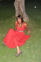 dress - el dantes shoes