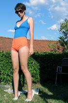 top - American Apparel shorts