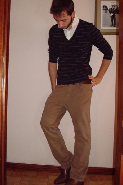 Zara shirt - Zara top - Zara pants - Zara shoes
