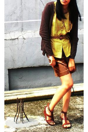 thrifted - thrifted - Bandungs FO - Melawai Plaza - ITC mangga dua shoes