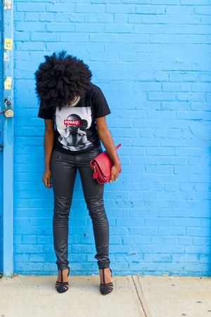 H&M jeans - asos sandals