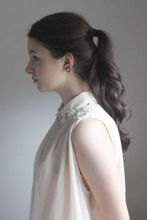 chiffon Vero Moda blouse