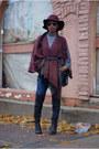 Zara-boots-h-m-hat