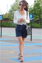 Vero Moda shirt - Glamorous shorts