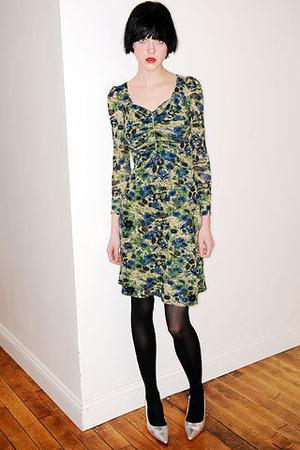 My favourite looks from Jovovich-Hawk dress