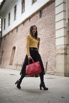 black lace Woman Fashion skirt