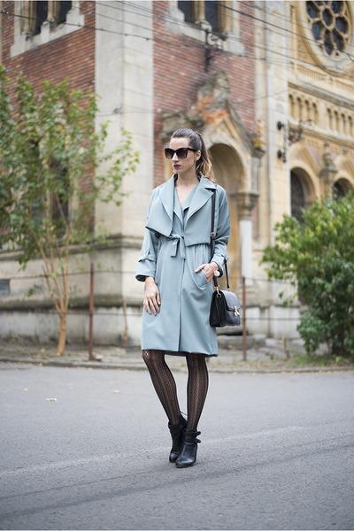 teal Chicwish coat