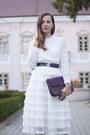 White-chicwish-dress