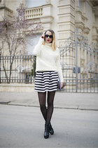 ivory Sheinside sweater
