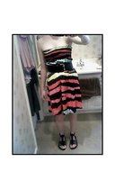 H&M dress - Reef shoes - H&M belt