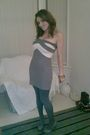 Gray-topshop-dress-gray-asos-tights-gray-office-shoes-gold-topshop-bracele