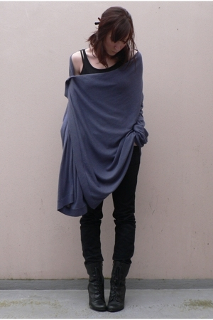 Promod sweater - H&M jeans - new look shoes