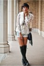 Jeffrey-campbell-boots-sparkle-fade-shorts-forever-21-blouse