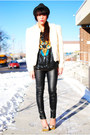 Myfoxhousecom-blouse-forever-21-hat-forever-21-pants-steve-madden-shoes-