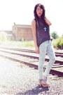 Blowfish-shoes-forever-21-jeans-lush-blouse-sunglassesshopcom-glasses