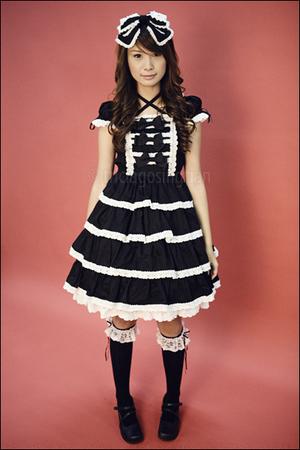 black Baby the Stars Shine Bright dress - black Crossings Dept Store shoes