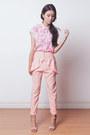 Salmon-peplum-her-spot-pants-pink-camo-blackfive-top