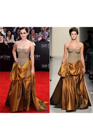fall 2011 Bottega Veneta dress