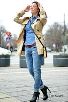 Zara jeans - Mango jacket - PepeJeans shirt