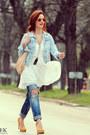 Asos-dress-zara-jeans