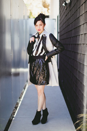black Naven skirt