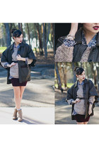 dark brown Sugarlips cape