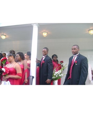 WEDDING DAY!!!