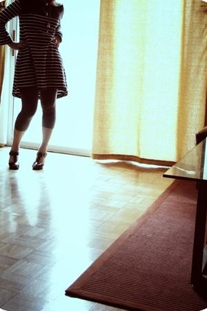 XXI leggings - Steve Madden shoes - H&M shirt - necklace - Amuse necklace - neck