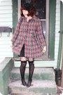 Ophelie-hats-hat-modcloth-purse-no-brand-coat