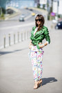 White-flowers-print-river-island-jeans-green-faux-leather-review-jacket