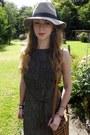 Vintage-dress-asos-hat-navajo-print-vintage-from-ebay-bag