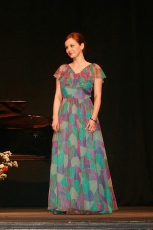 vintage Vera Mont dress