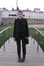 Black-topshop-boots-black-mango-jeans-black-zara-blouse-zara-vest-black-