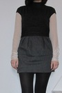 Black-zara-boots-black-calzedonia-tights-gray-zara-dress-gray-zara-coat-