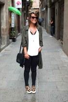 black Rodenstock sunglasses