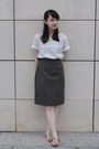 White-cut-out-33-field-trip-shirt-gray-vintage-hobbs-skirt